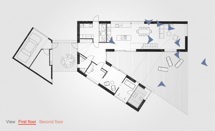 Sanaksenaho Architects\' latest house in Finland is small but ...