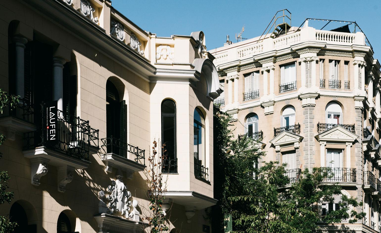 Fancy Mediterranean flair Laufen enlists Patricia Urquiola for its Madrid showroom