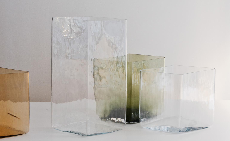 Ronan & Erwan Bouroullec ronan and erwan bouroullec take glass blowing to the extreme