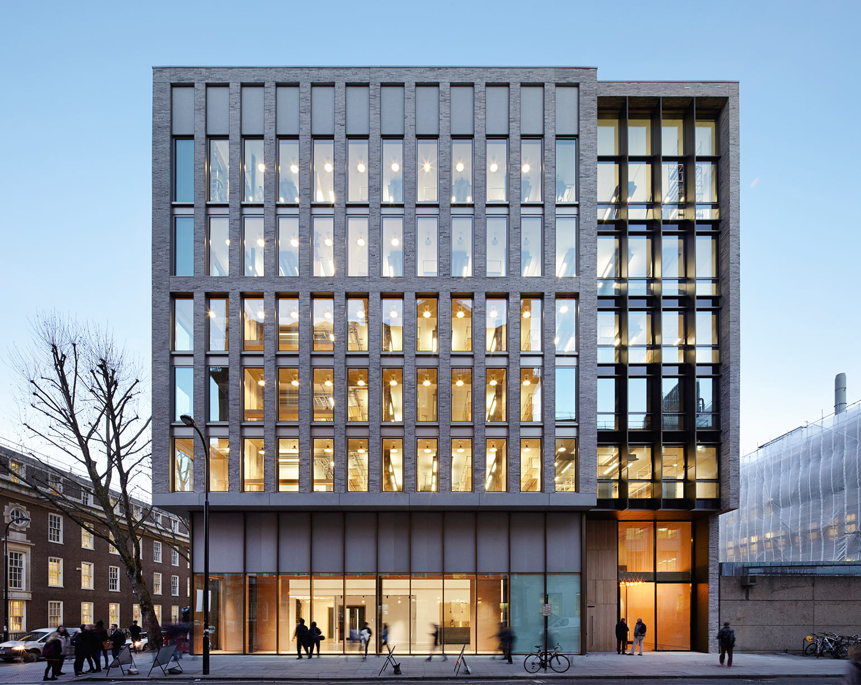 hawkinsbrown architects build a new bartlett school | wallpaper*