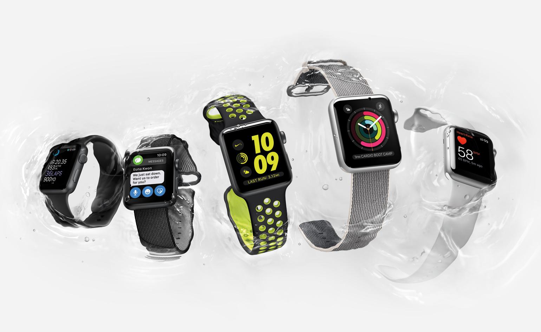 apple watch nike wallpaper