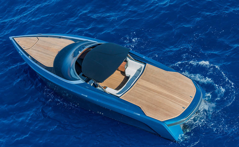 Aston Martin Designs A Gran Turismo For The Seas Wallpaper