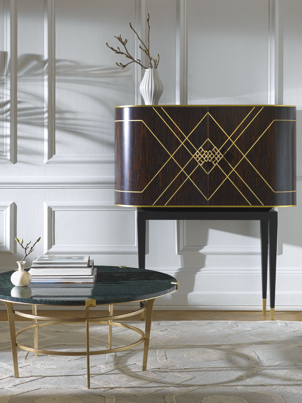 italian brand furniture it is now growing this with the inaugural furniture launch created in collaboration italian brand porada and british upholsterers artistic harrods launches an inhouse collection