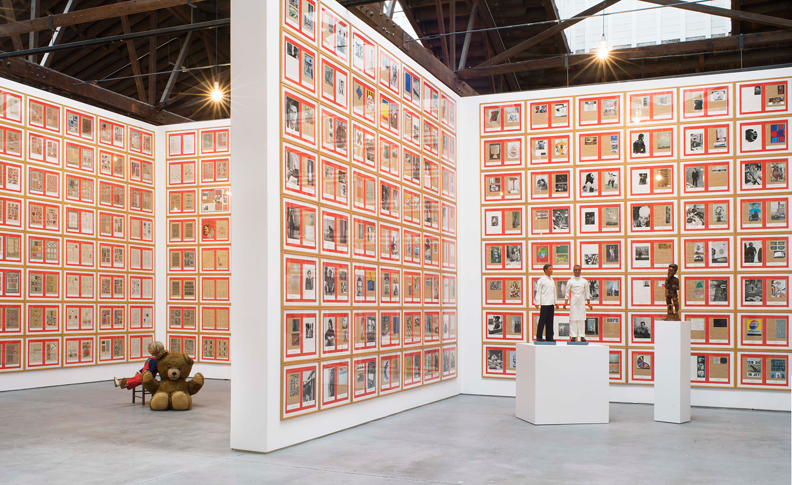 Letter Shelf Kishio Suga And Hanne Darboven Take Over Dia Gallery Ny