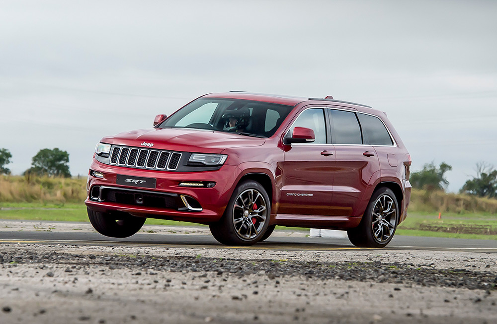 Jeep Grand Cherokee Proves Point with NHTSA 5-Star Safety Rating