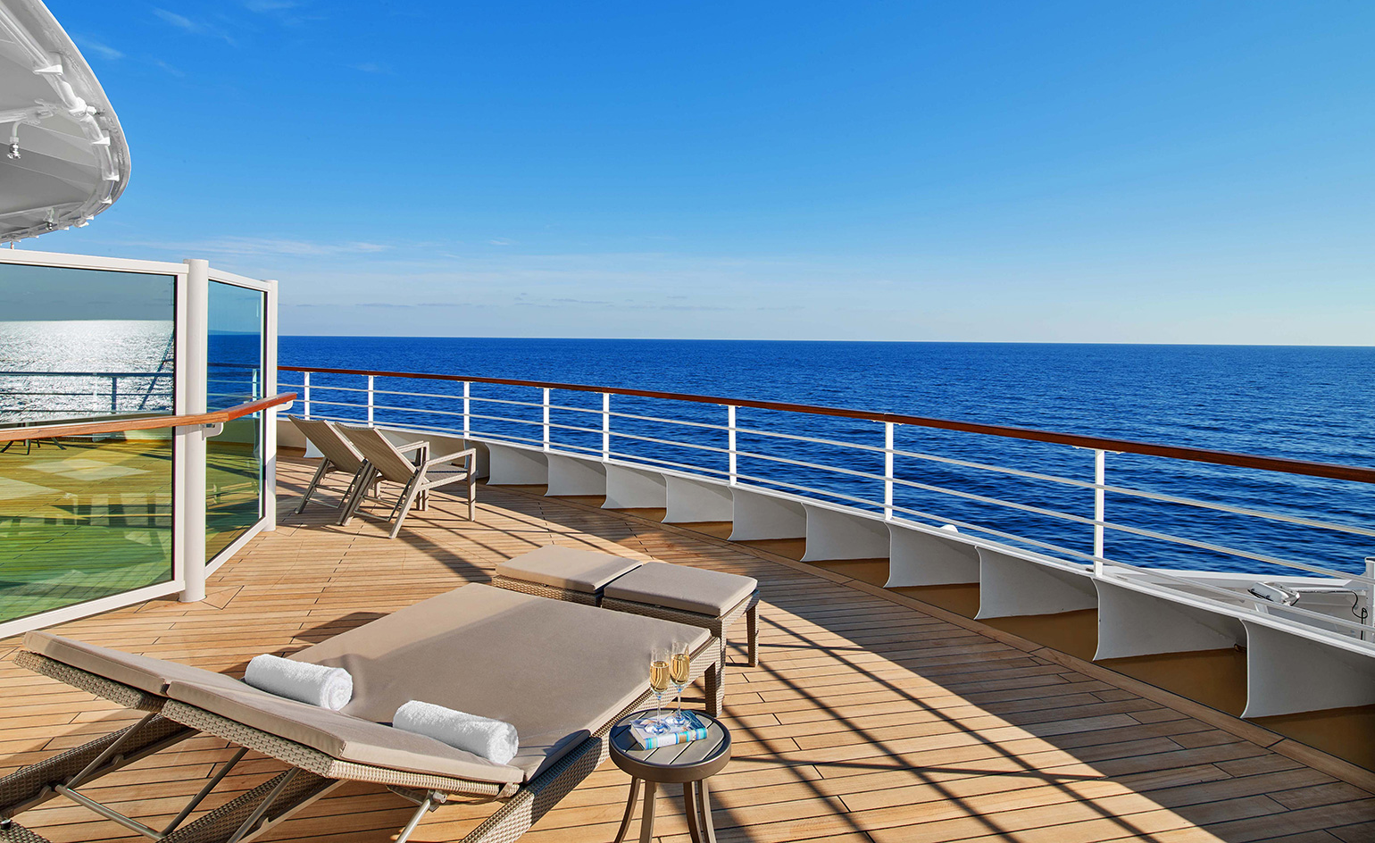 Ship shape: luxury cruise line Seabourn launches the Encore ...