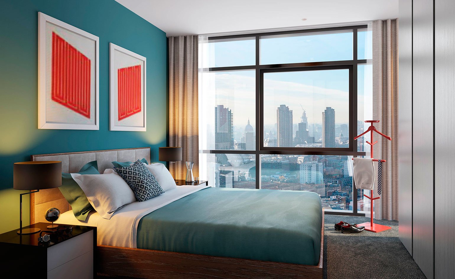 The Residences On Offer Include Studios One To Three Bedroom Apartments And Penthouses Image Courtesy Of Woods Bagot